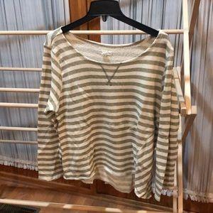 Striped Billabong Sweatshirt